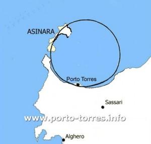 Ipotetico Cratere nel Golfo dell'Asinara